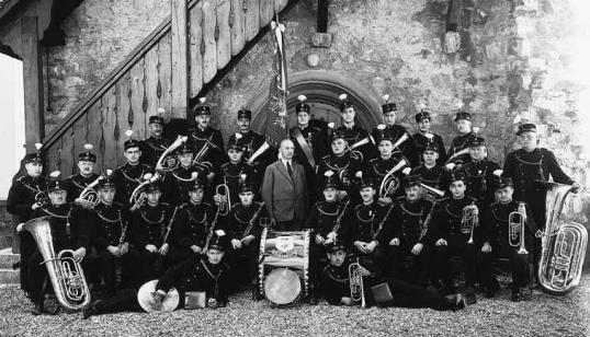 Stadtmusik anno 1935