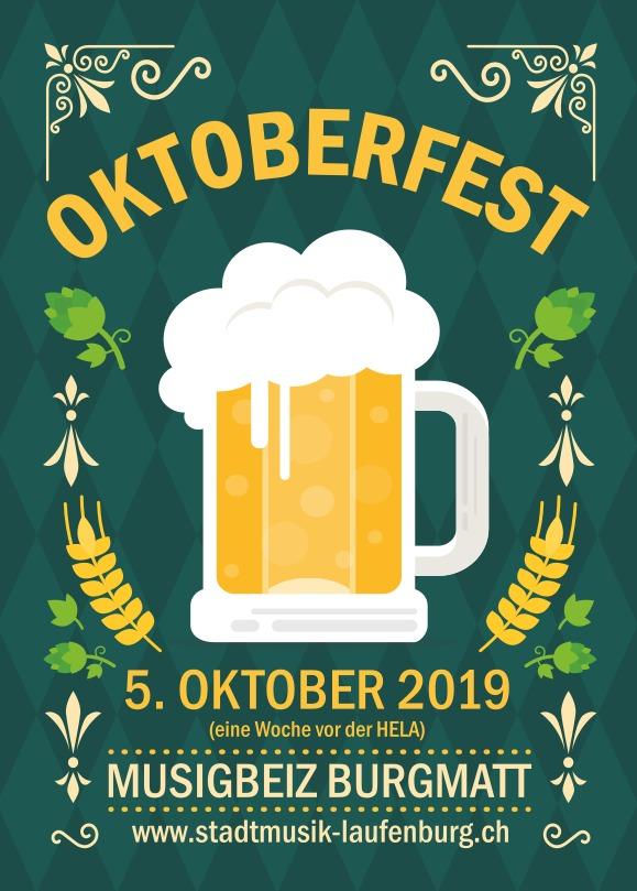 V Oktoberfest 5.10.2019